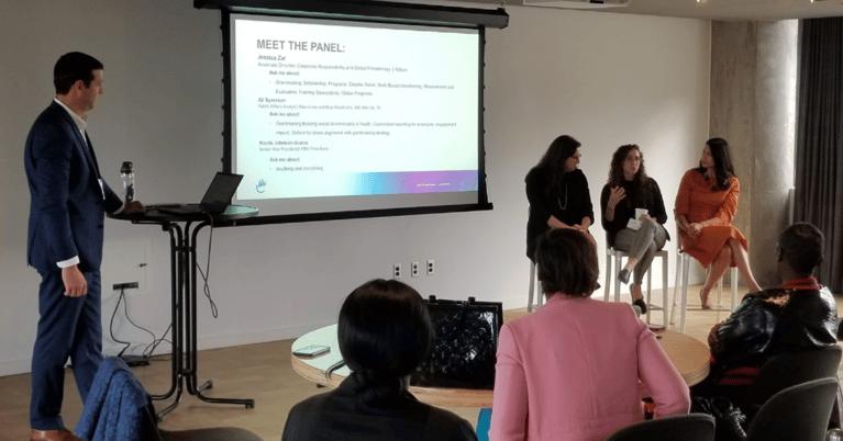 Agile Social Impact Tour 2019 - Chicago Recap