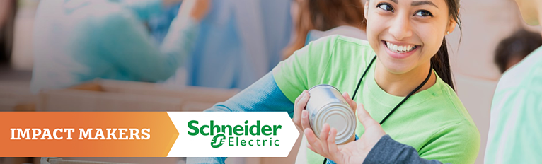 Impact Makers: Schneider Electric Foundation