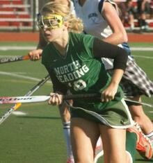 Michelle rikeman field hockey