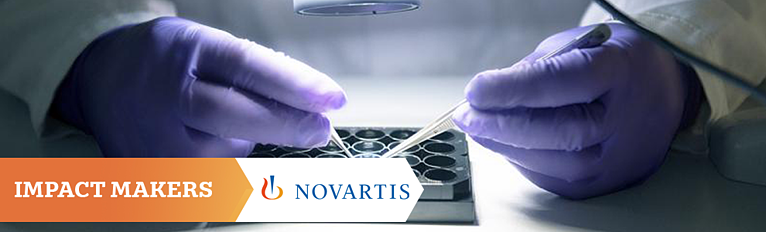 Impact Makers: Novartis