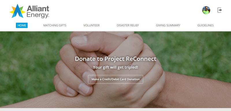 Proj.ReC. Homepage